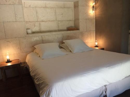 Chambres d'hôtes Spa Ventoux Provence : Bed and Breakfast near Beaumont-du-Ventoux