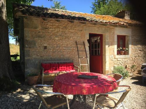 La Grosse Talle : Guest accommodation near Sainte-Eanne