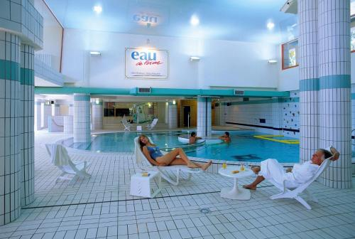 Hotel Le Clos Cerdan : Hotel near Escaro
