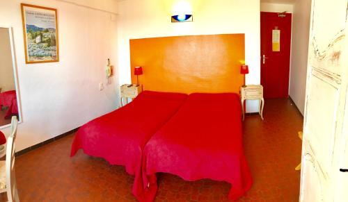 Hôtel Restaurant Panoramique César : Hotel near Bonnieux