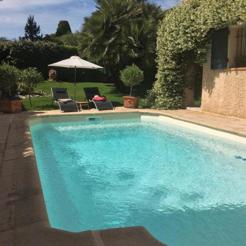 Carpédiem : Guest accommodation near Évenos
