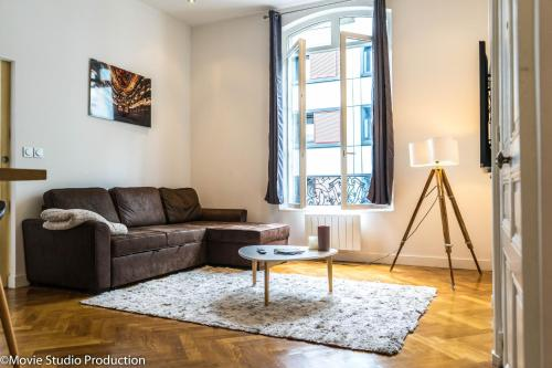 Charming Haussmannien 50m2 - city center : Apartment near Rouen