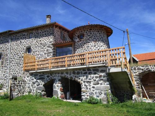Gite La Tourterelle : Guest accommodation near Saint-Christophe-d'Allier