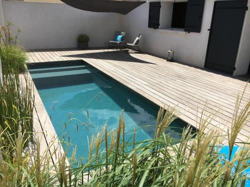 Un petit coin de Provence : Guest accommodation near Istres