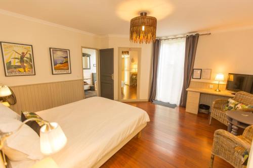 La Maison Cachée : Guest accommodation near Pessac