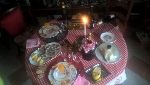 inattendue : Bed and Breakfast near Neure