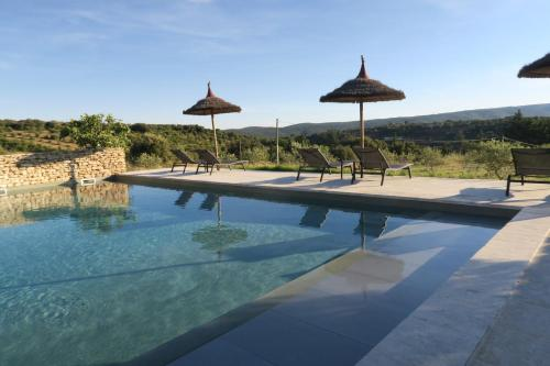 Le Clos D'Estellan : Guest accommodation near Buoux