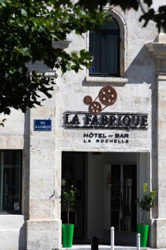 Hotel La Fabrique : Hotel near Périgny