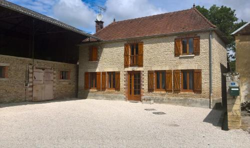 Le Gîte de La Boderonne : Guest accommodation near Charrey-sur-Seine