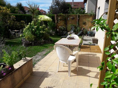 Appartement Edouard Colonne : Apartment near Virignin
