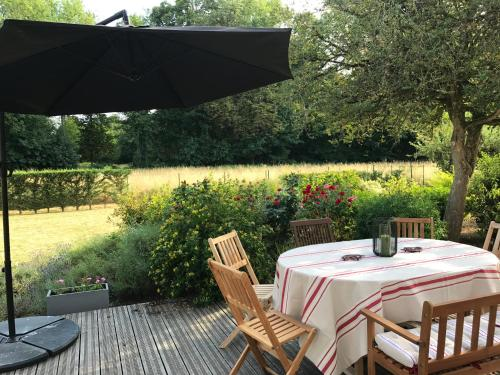 Le Parc : Guest accommodation near Villers-les-Ormes