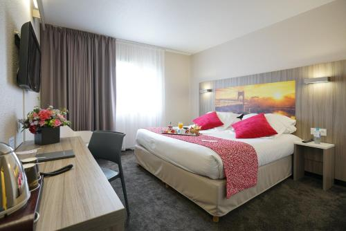 Best Western Saphir Lyon : Hotel near Écully