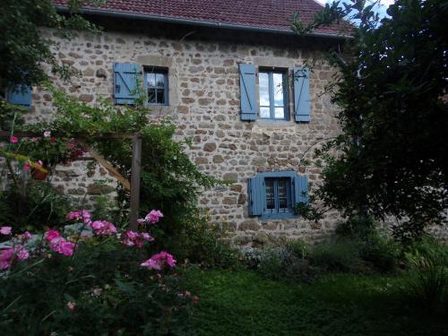 Petite Ferme d'Autrefois : Guest accommodation near Beissat