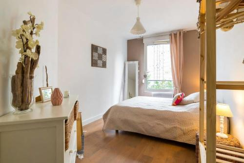 Jolie chambre a 10min de la gare Part Dieu : Guest accommodation near Villeurbanne