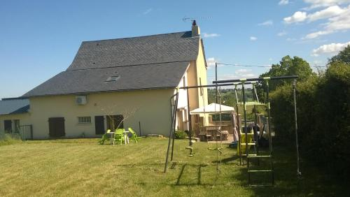 Gite La Baraque : Guest accommodation near Morlhon-le-Haut
