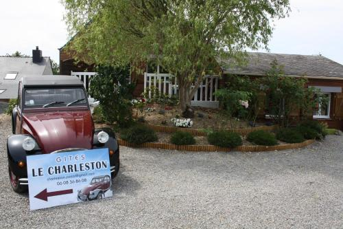 Le Charleston : Guest accommodation near Tanis