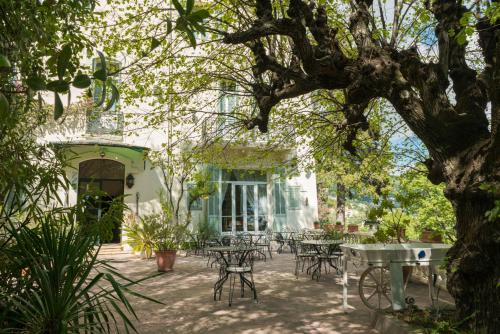 La Bellaudiere : Hotel near Caussols