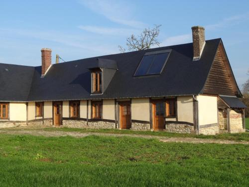 Le Gite dans la prairie : Guest accommodation near Bosquentin