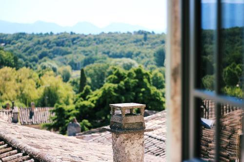 La vie de chateau : Guest accommodation near Grignan