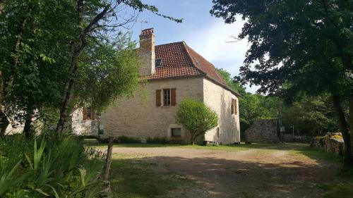 Gite de Souilhol : Guest accommodation near Anglars