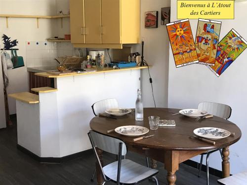L'Atout des Cartiers : Guest accommodation near Marseille 2e Arrondissement