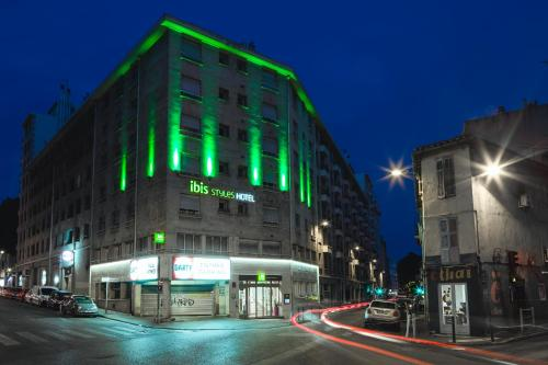 ibis Styles Marseille Centre Prado Castellane : Hotel near Marseille 8e Arrondissement