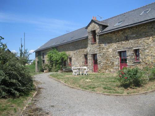les Bassins de Launay : Guest accommodation near Lusanger