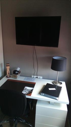 L'Impérial de Metz gare et Pompidou : Guest accommodation near Longeville-lès-Metz