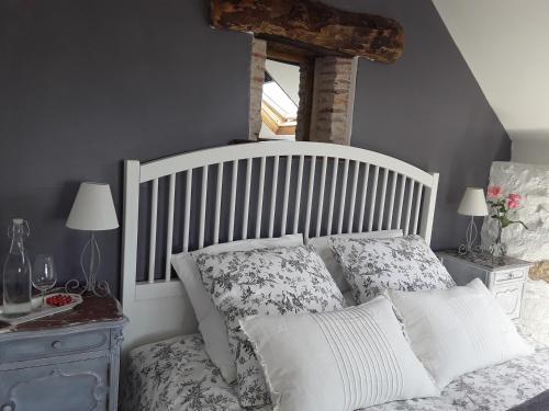 La Belle Âme : Guest accommodation near Saint-Jacques-d'Ambur