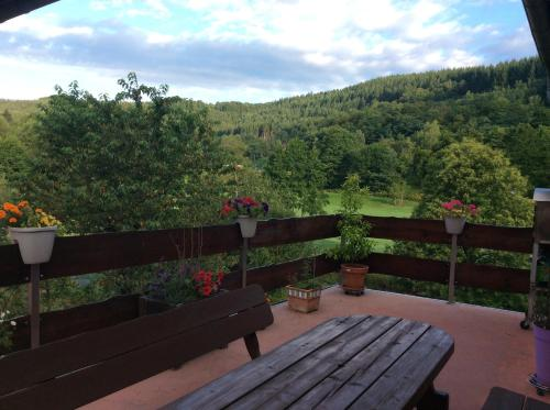 Chambre Chez Magali : Guest accommodation near Waldersbach