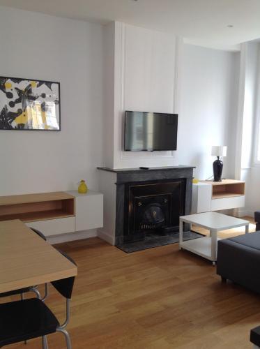 Charme et Modernité au Cœur de Lyon : Apartment near Lyon 7e Arrondissement