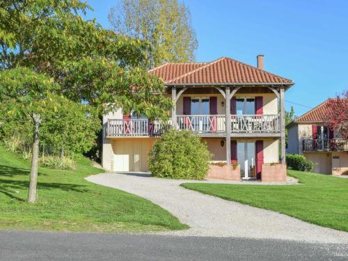 Le Pavillon : Guest accommodation near Salagnac