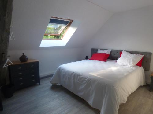 La bicoque en Puisaye : Guest accommodation near Sainte-Colombe-sur-Loing