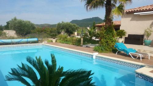 Aventure d'OC : Guest accommodation near Arboras