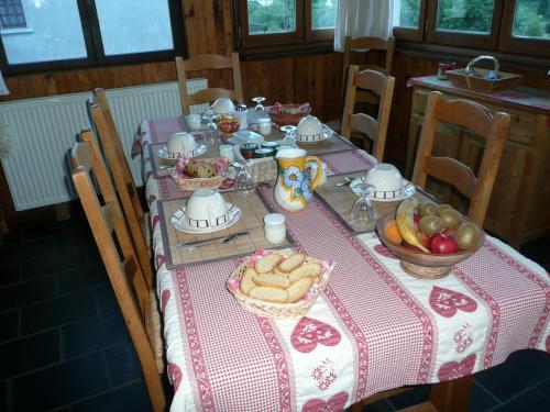 La Laurence : Guest accommodation near Izaux