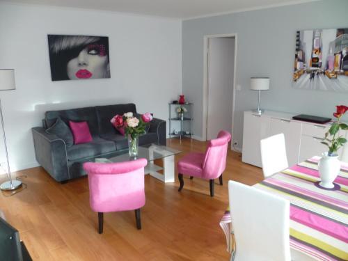 Residence les Serres : Apartment near Le Touquet-Paris-Plage