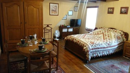Bienvenue : Bed and Breakfast near Linazay