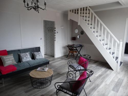 Chez Marie : Apartment near Cumières
