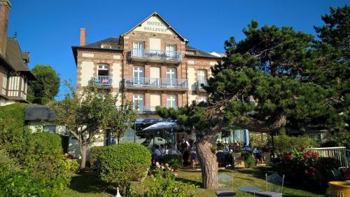 Hotel Bellevue : Hotel near Cricquebœuf
