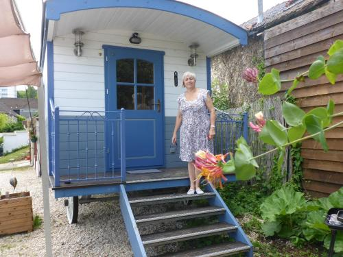 Les Bichottes : Guest accommodation near Chigny-les-Roses