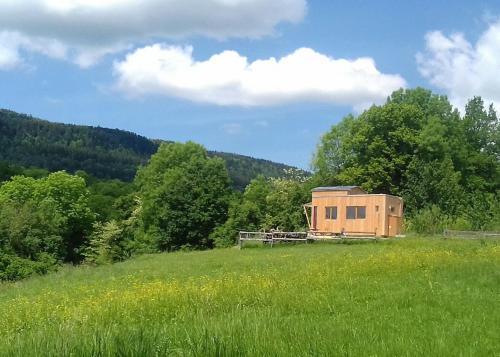 La Tête dans les Etoiles : Bed and Breakfast near Lochieu