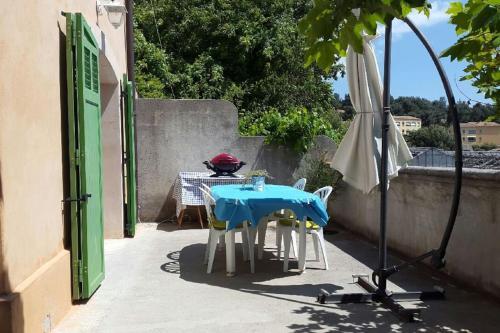 Appartement vue sur mer : Apartment near La Seyne-sur-Mer