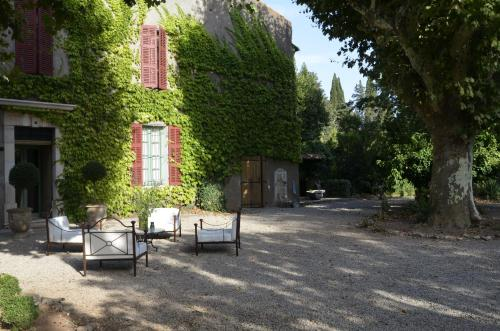 Les Jardins Sigalloux : Apartment near Flassans-sur-Issole