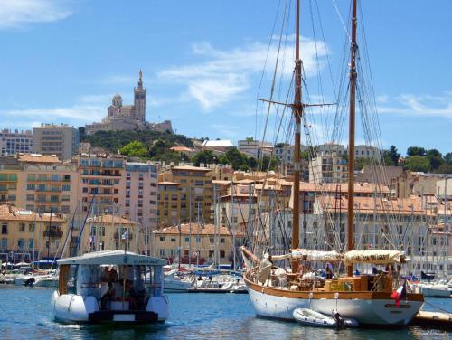 Le Casanis : Apartment near Marseille 1er Arrondissement
