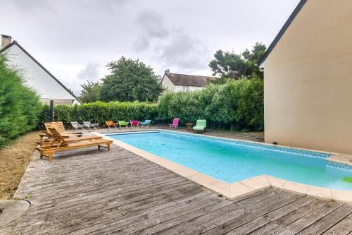CMG Deauville/Trouville : Guest accommodation near Cricquebœuf