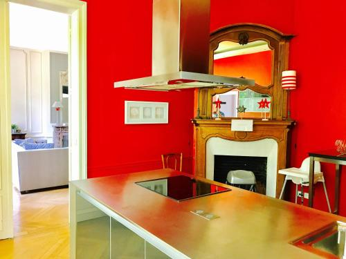 The Gorgeous : Apartment near Reims