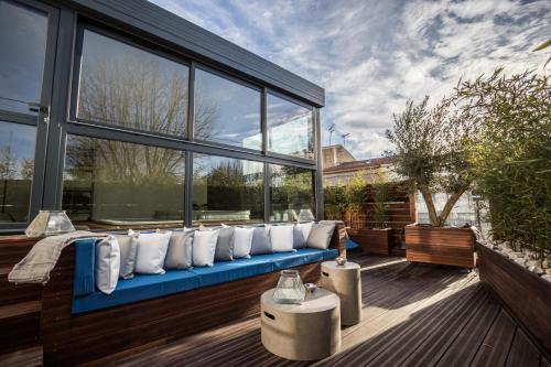 Demeure Terrisse La Résidence : Apartment near Marseillan