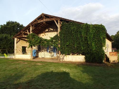 Ferme de L'argente : Guest accommodation near Lerm-et-Musset