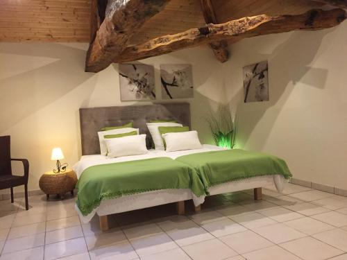 Chambre d'hotes Lencouet : Bed and Breakfast near Montesquieu