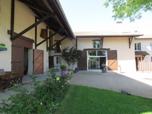 Le Temps d'une Pause : Guest accommodation near Commelle